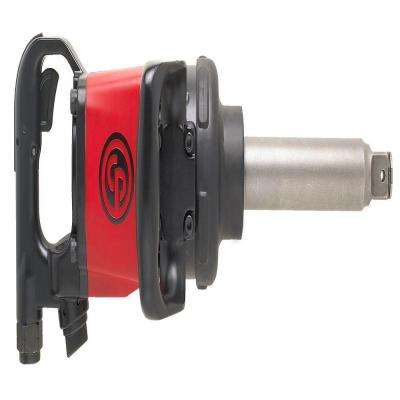 Heady Duty Impact Wrench with Extended Anvil