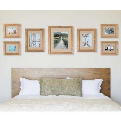 Vertical / Horizontal - 7 - Wall Frames - Wall Decor - The Home Depot