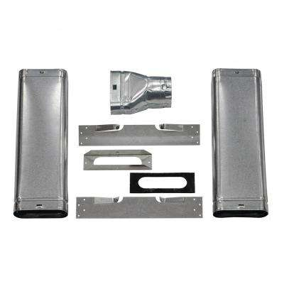 Oval Vent Starter Kit (Includes Hold-Down Plate)