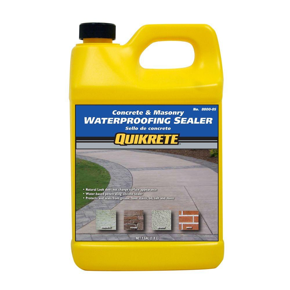 Quikrete 1 Gal Waterproofing Sealer
