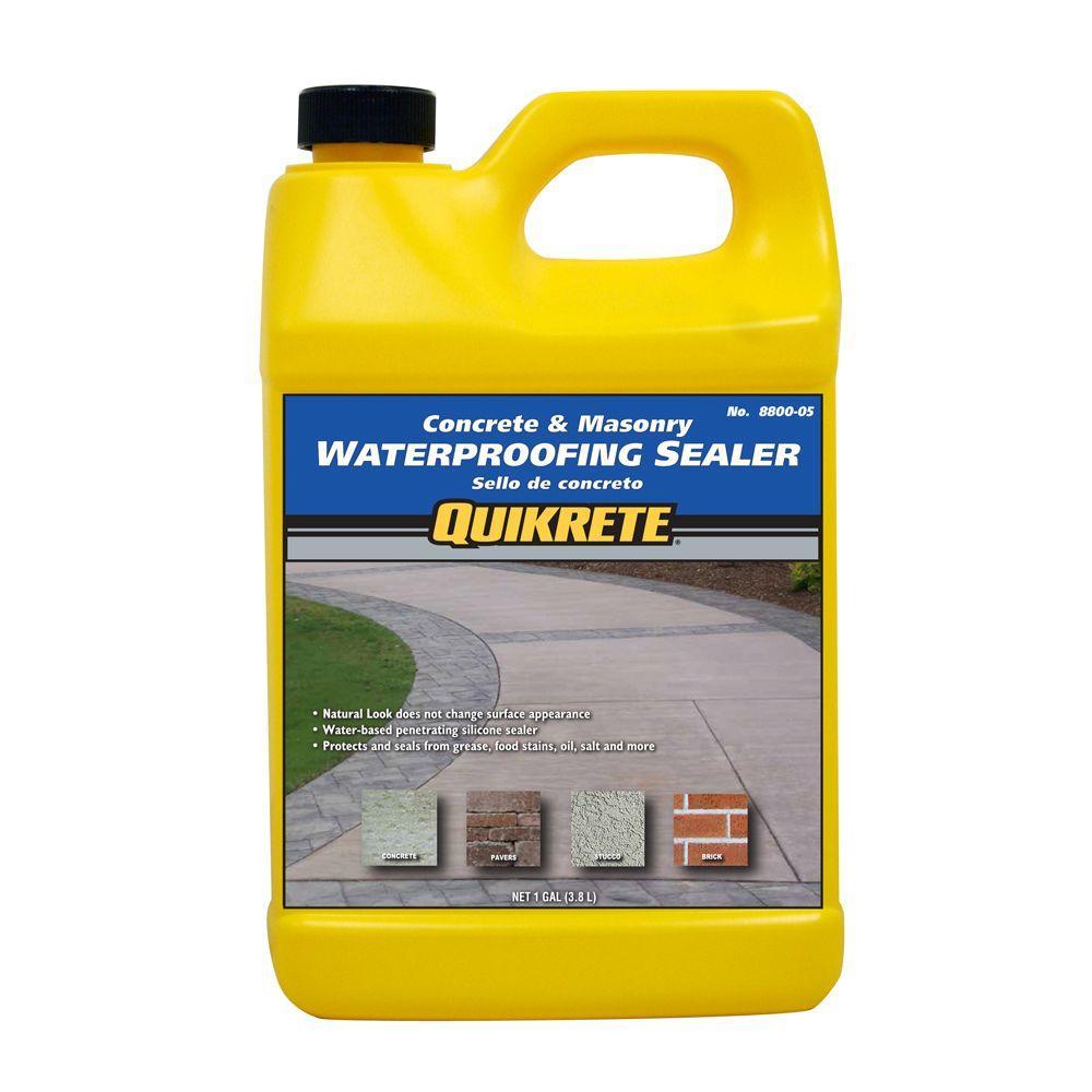 1 Gal. Waterproofing Sealer