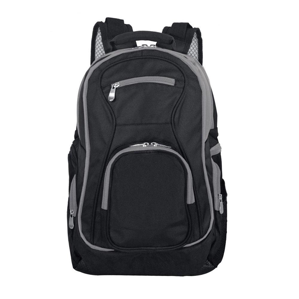 NHL Winnipeg Jets 19 in. Black Trim Color Laptop Backpack
