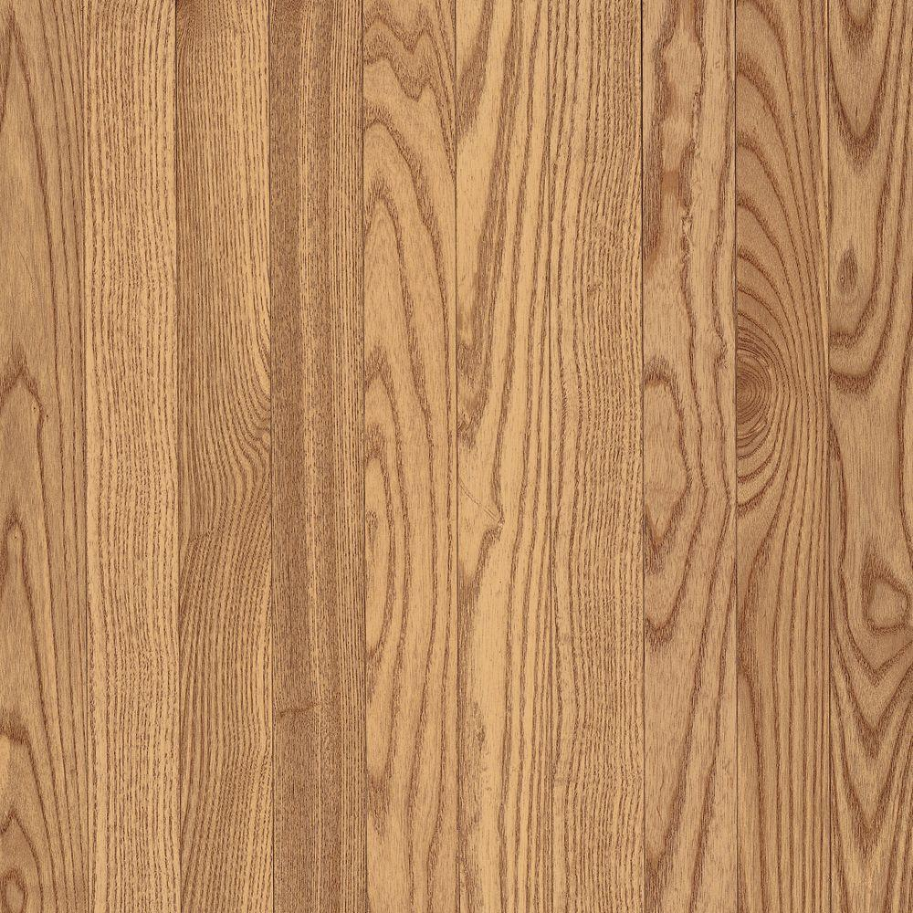 Bruce American Originals Natural Oak 3/4 in. Thick x 5 in. Wide x Random Length Solid Hardwood Flooring (23.5 sq. ft. / case)