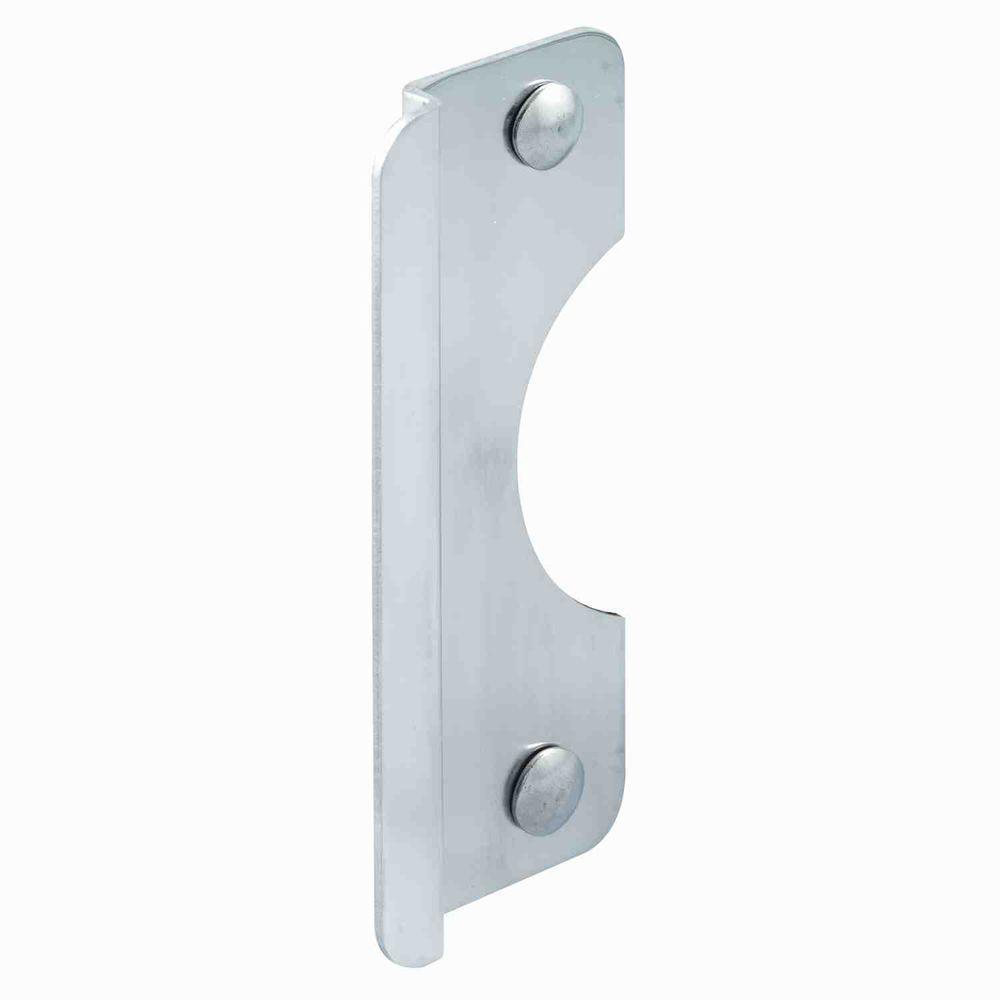 Prime Line Stainless Steel Out Swinging Latch Guard Plate