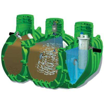 Singulair Green 600 GPD Aerobic Tank – Septic Replacement (Shipping Included)