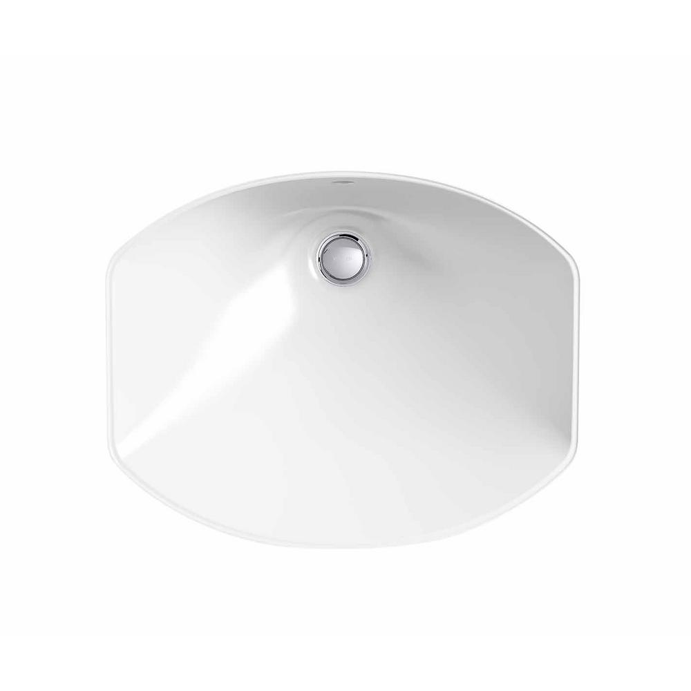 Kohler Elmbrook Undermount Bathroom