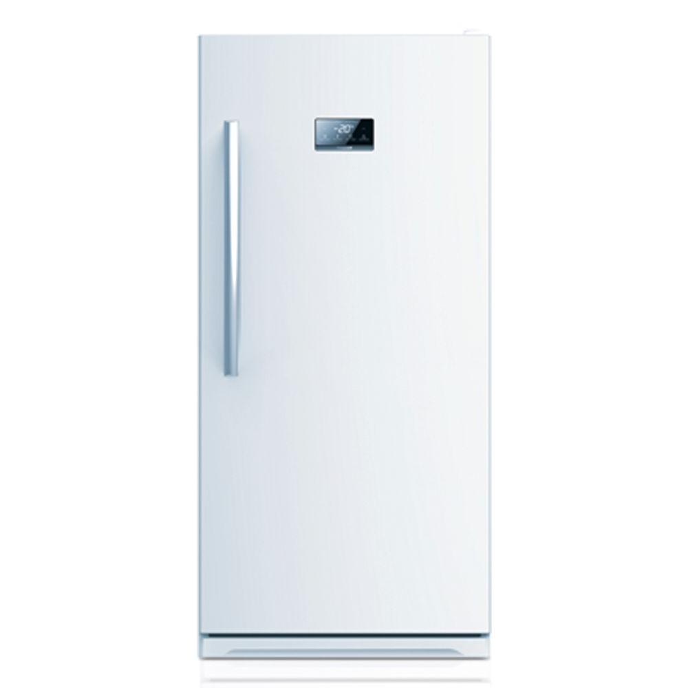 13.8 cu. ft. Freestanding Frost Free Upright Freezer, White Finish