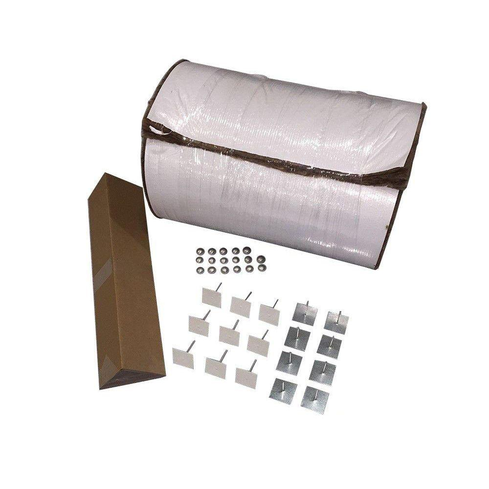 Ado Products Garage Door Insulation Kit 8 Panel Gdiks The Home Depot