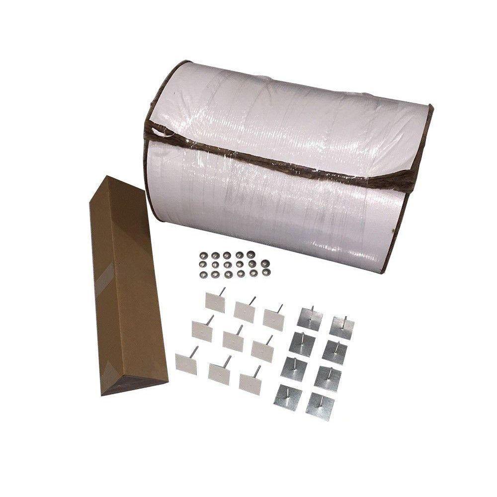 Garage Door Insulation Kit (8-Panel)
