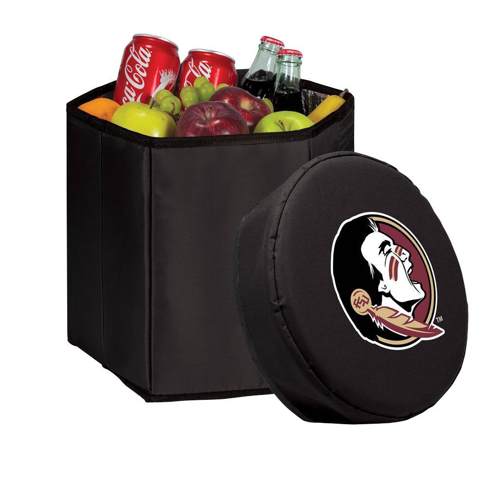 12 Qt. Florida State Seminoles Black Bongo Cooler