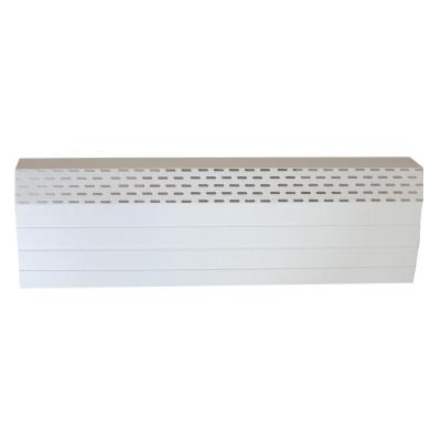 30/07 Original Series 4 ft. Hot Water Hydronic Baseboard Cover (Not for Electric Baseboard)