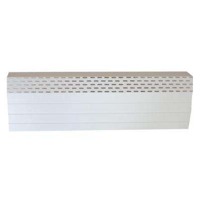 4 ft. Hot Water Hydronic Baseboard Cover (Not for Electric Baseboard)