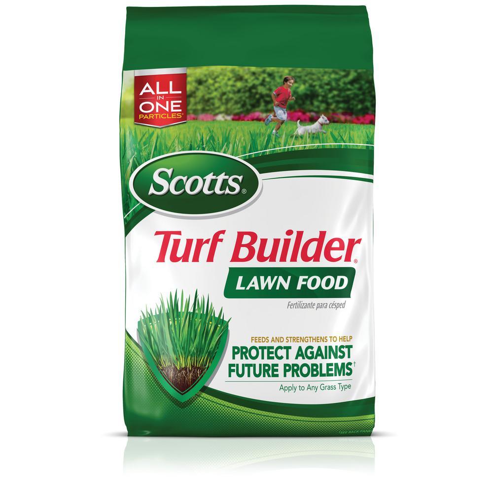 Scotts Scotts Turf Builder 12.6 lb. 5,000 sq. ft. Lawn Fertilizer