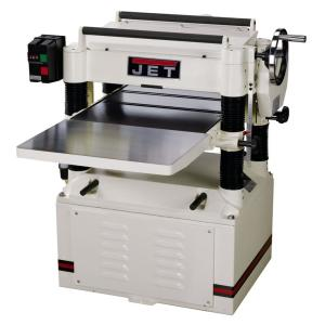 JET JWP-208HH, 20 ft. Planer 5HP, 1PH Helical Head by JET