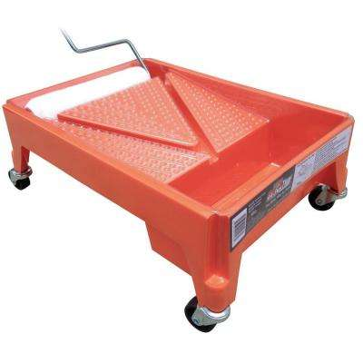 Roll a Tray 2-qt. HDPE Paint Tray