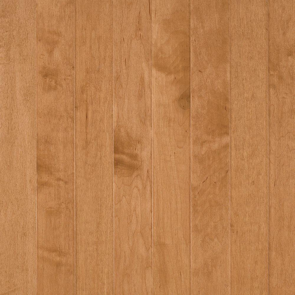 Bruce Town Hall Maple Caramel Engineered Hardwood Flooring - 5 in. x 7 in. Take Home Sample