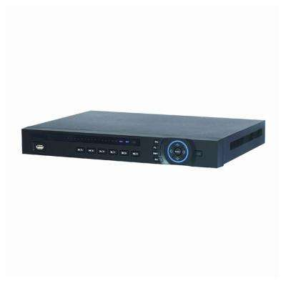 SeqCam 8-Channel HD-720 1GB PoE Network Video Recorder Surveillance DVR Player