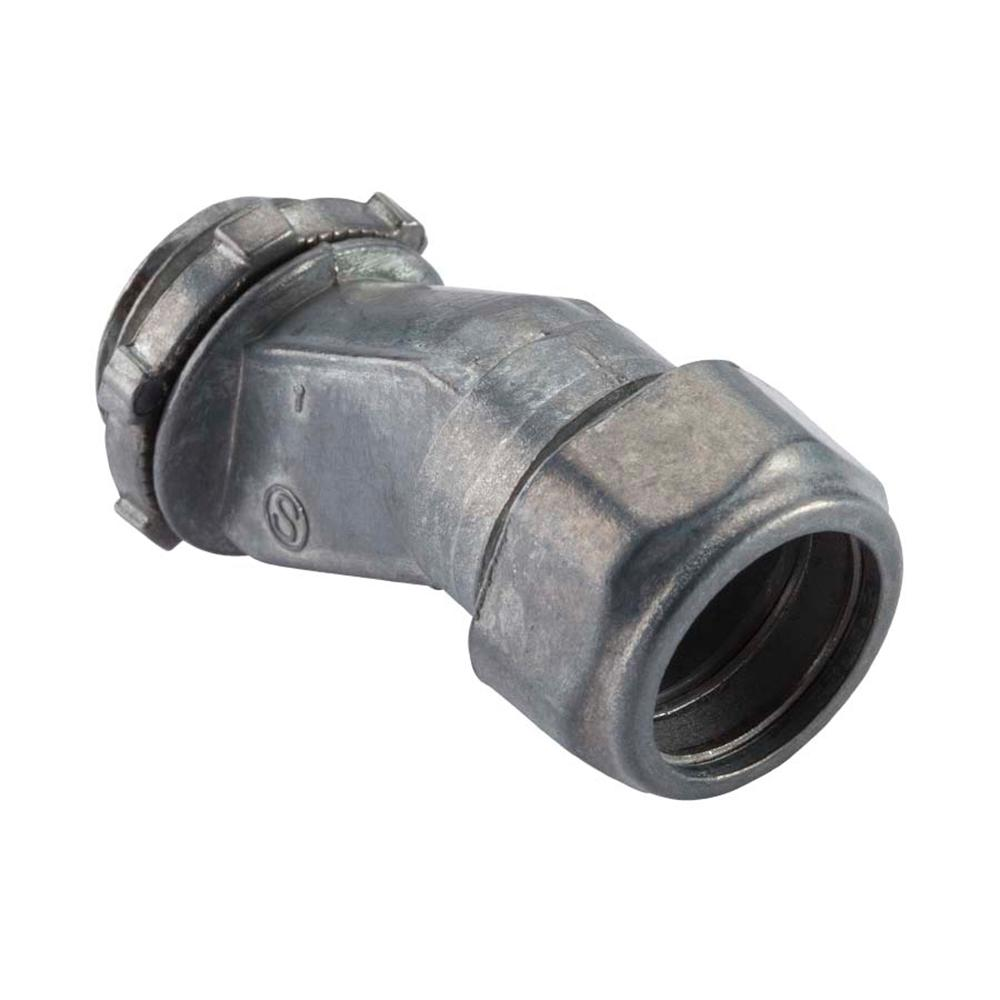 1/2 in. Electrical Metallic Tube (EMT) Offset Compression Connector