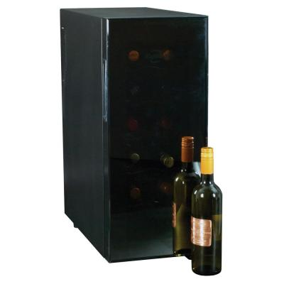 12-Bottle Freestanding Thermoelectric Wine Cooler