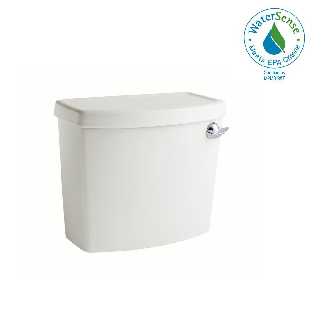 Cadet 3 FloWise 1.28 GPF Single Flush Toilet Tank Only in White