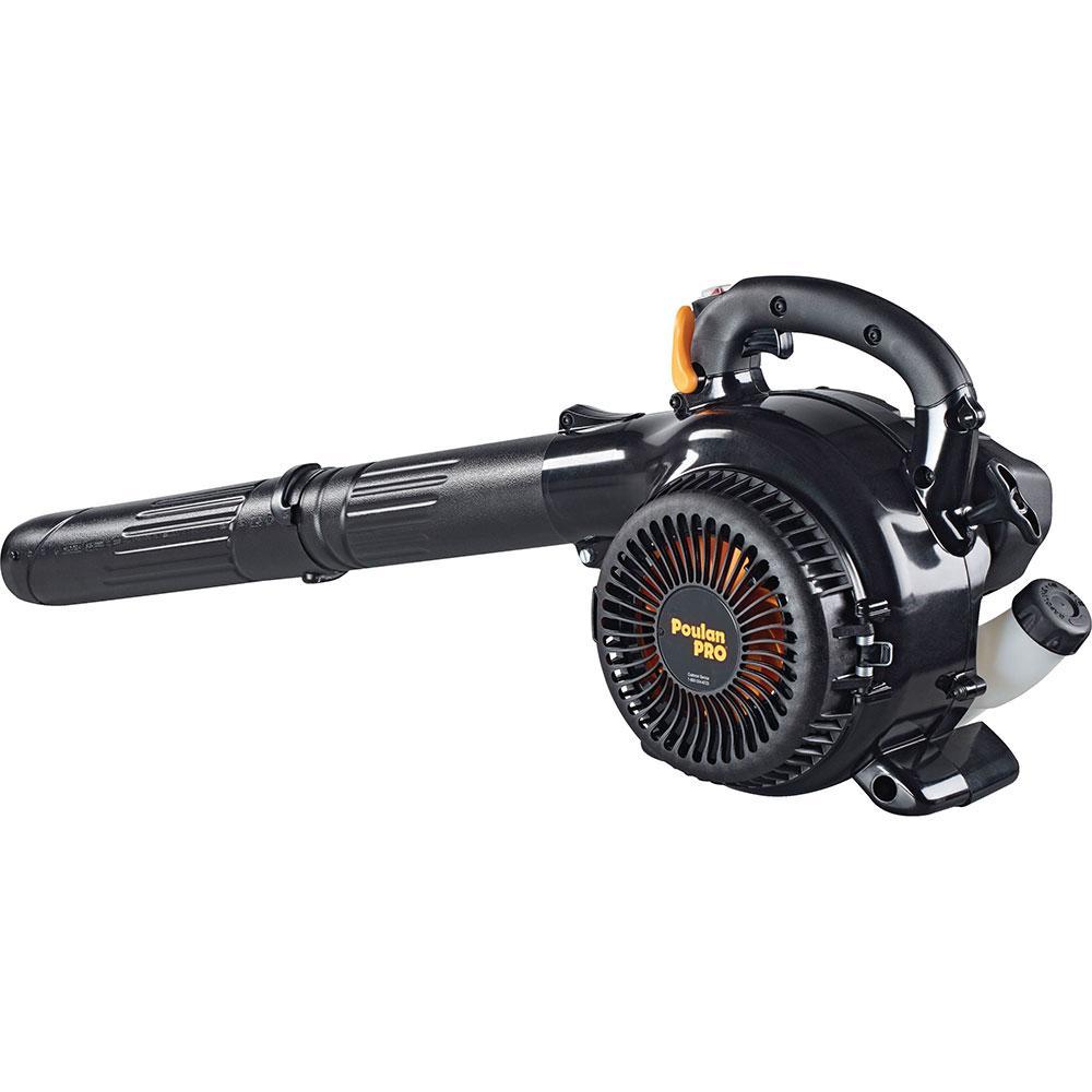 Poulan Pro PPB25 215 MPH 430 CFM 25cc Gas Handheld Blower