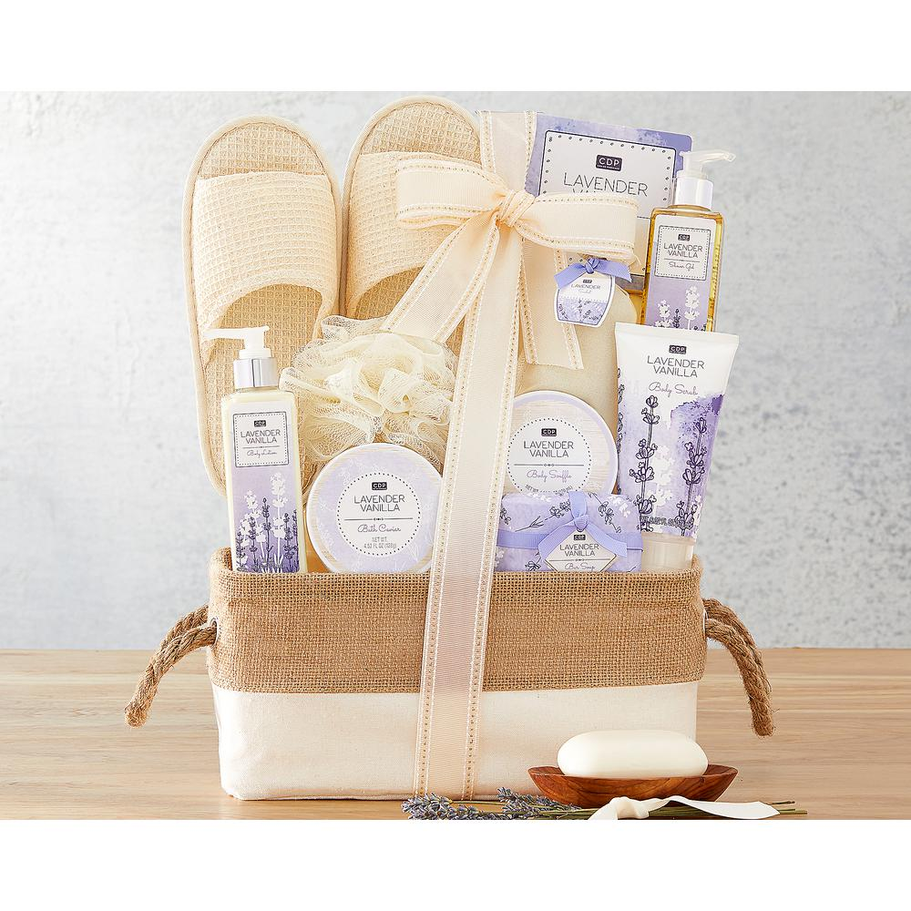 Gift Baskets A Day Off Spa Gift Basket
