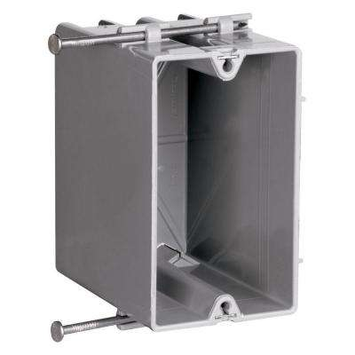 1-Gang New Work Electrical Box (100-Pack)