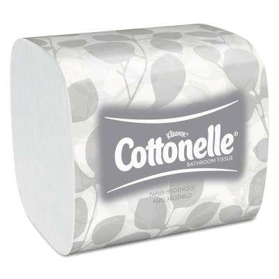 Hygienic Bathroom Tissue (250 Sheets/Roll) (Case of 36)