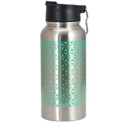 Cabot 30 oz. Teal Thermal Bottle