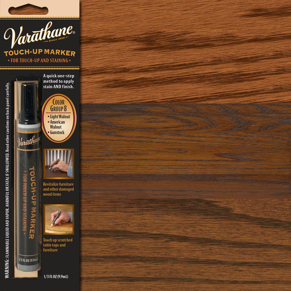 Varathane 1 3 Oz Color Group 8 Touch Up Marker Case Of 6