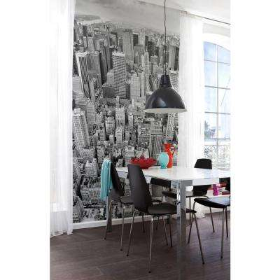 72 in. H x 98 in. W Brooklyn Wall Mural