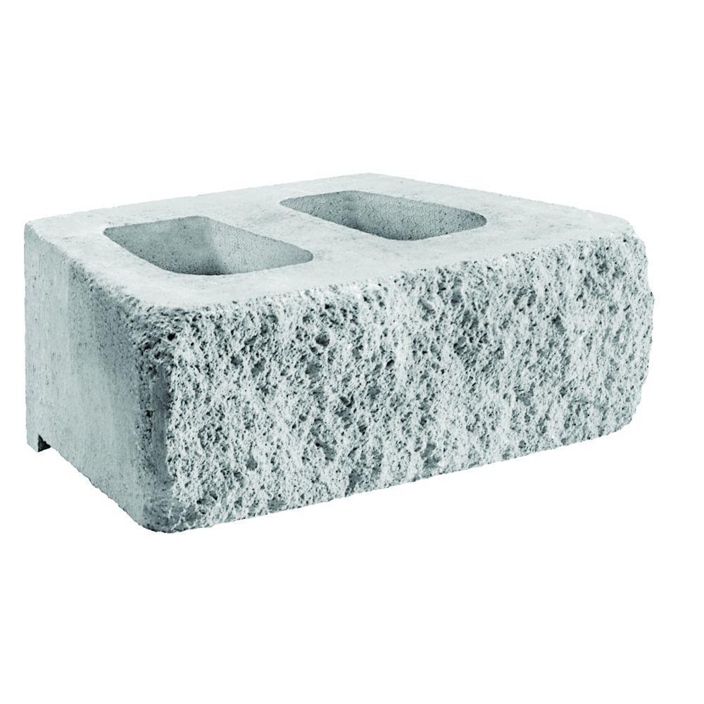Diamond 10DS 6 in. x 17.25 in. x 10 in. Concrete