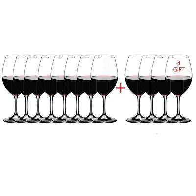Ouverture Pay for 8 Get 12 Red Wine Stem Set