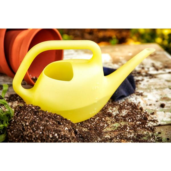 1.5 L Goldfinch Watering Can Plastic Translucent