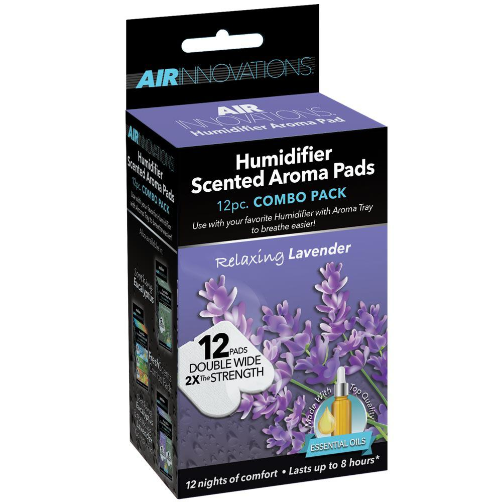 Air Innovations Essential Oil Humidifier Aroma Pads Lavender Scent