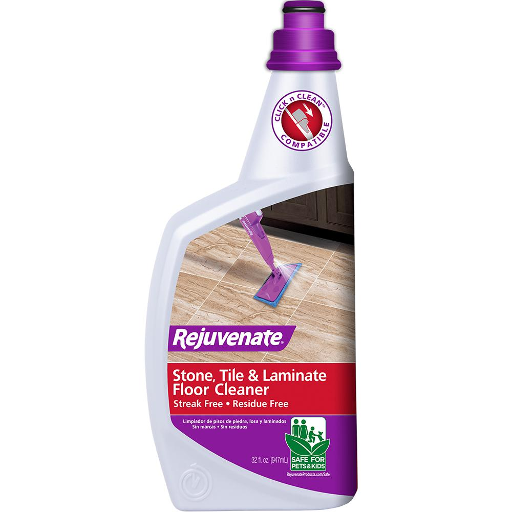 Rejuvenate 7 oz. Stone, Tile and Laminate Floor Cleaner