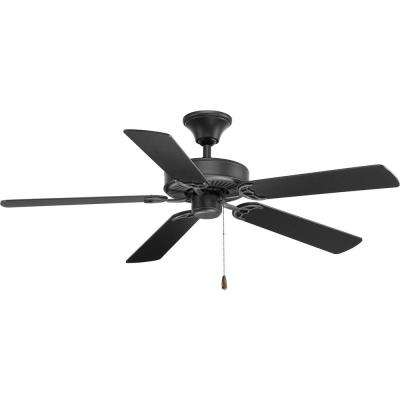 AirPro Collection 52 in. Indoor Graphite Ceiling Fan
