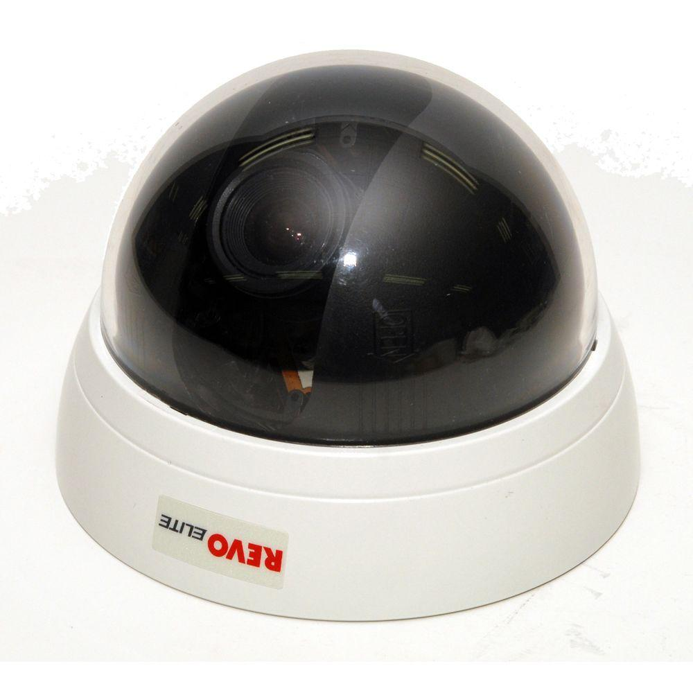 Revo Elite 600TVL Indoor Dome Surveillance Camera