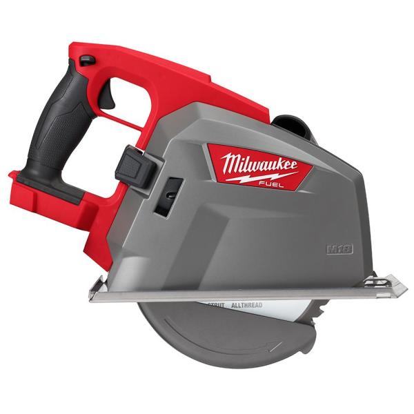 M18 FUEL 18-Volt 8 in. Lithium-Ion Brushless Cordless Metal Cutting Circular Saw (Tool-Only)