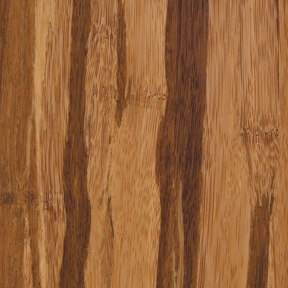 Home Legend Strand Woven Tigerstripe 3/8 in. T x 3-7/8 in. Wx 36-1/4 in. L Solid Bamboo Flooring (23.41 sq. ft. / case)-DISCONTINUED