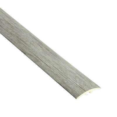 Ventura 7/32 in. Thick x 1 1/2 in. Wide x 94 in. Length Vinyl Multi-Purpose Reducer Molding