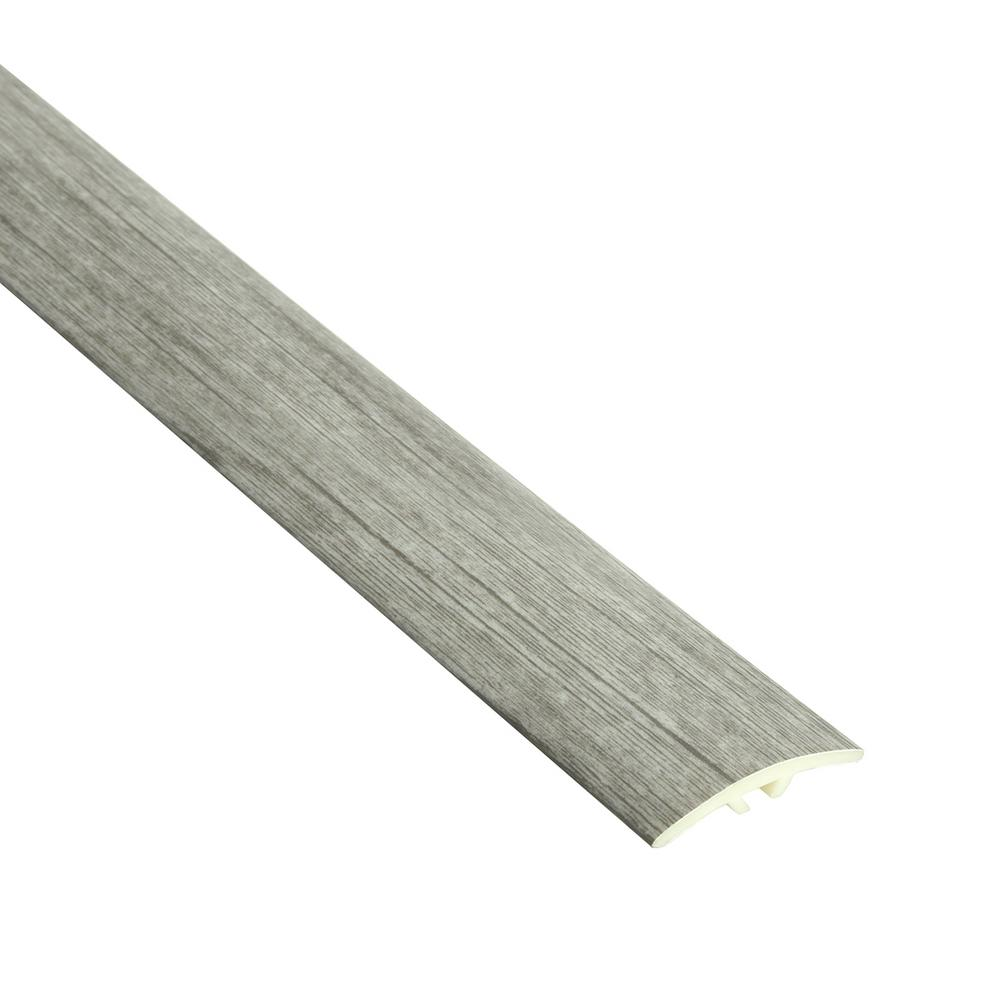 Shaw Ventura 7/32 in. Thick x 1 1/2 in. Wide x 94 in. Length Vinyl Multi-Purpose Reducer Molding