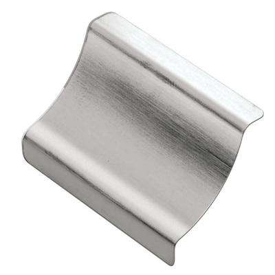 ECK-KHK Brushed Stainless Steel 9/16 in. x 2 in. Metal Connector