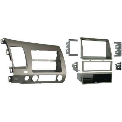 2006-2011 Honda Civic Single or Double-DIN Installation Kit