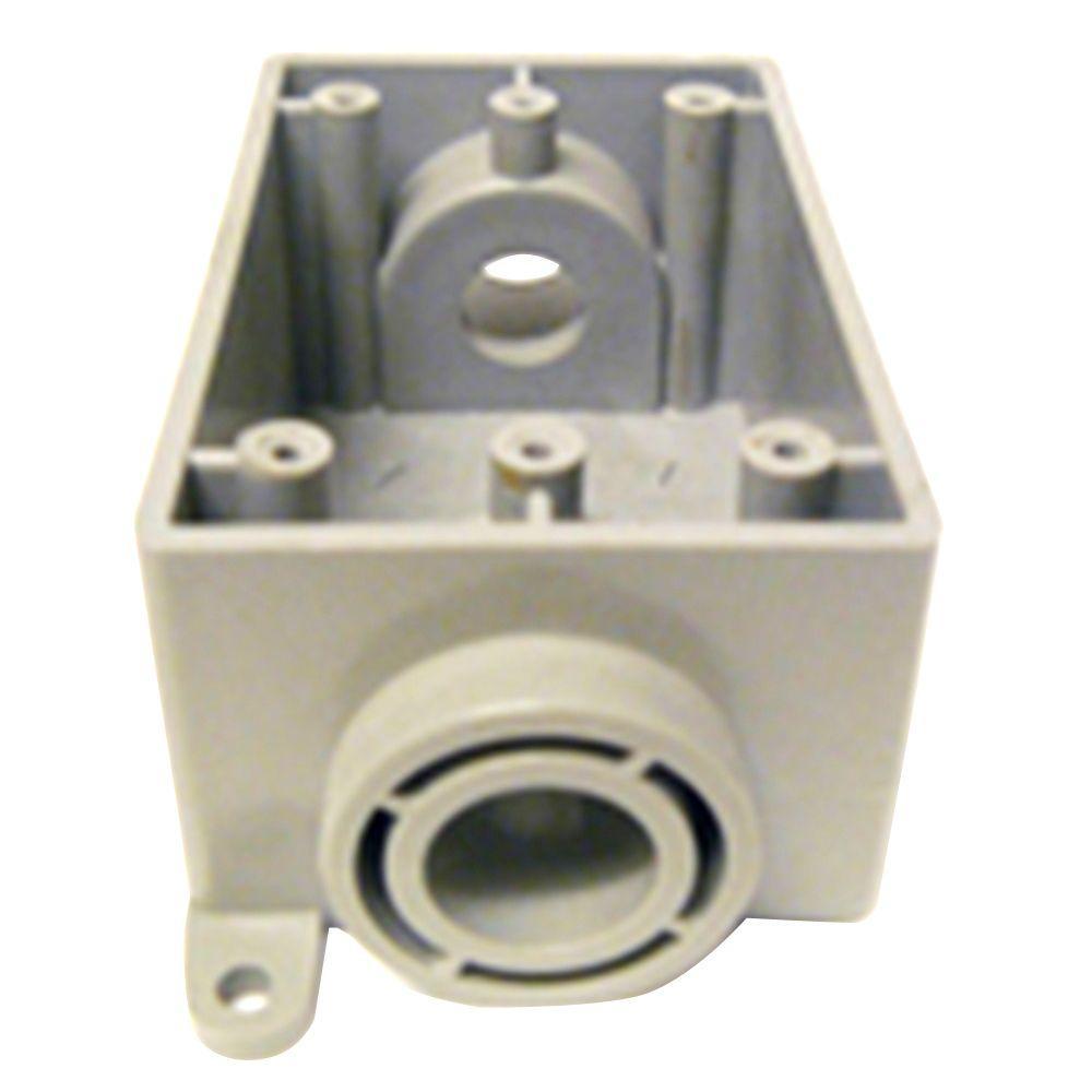 1-Gang FSC Electrical Box