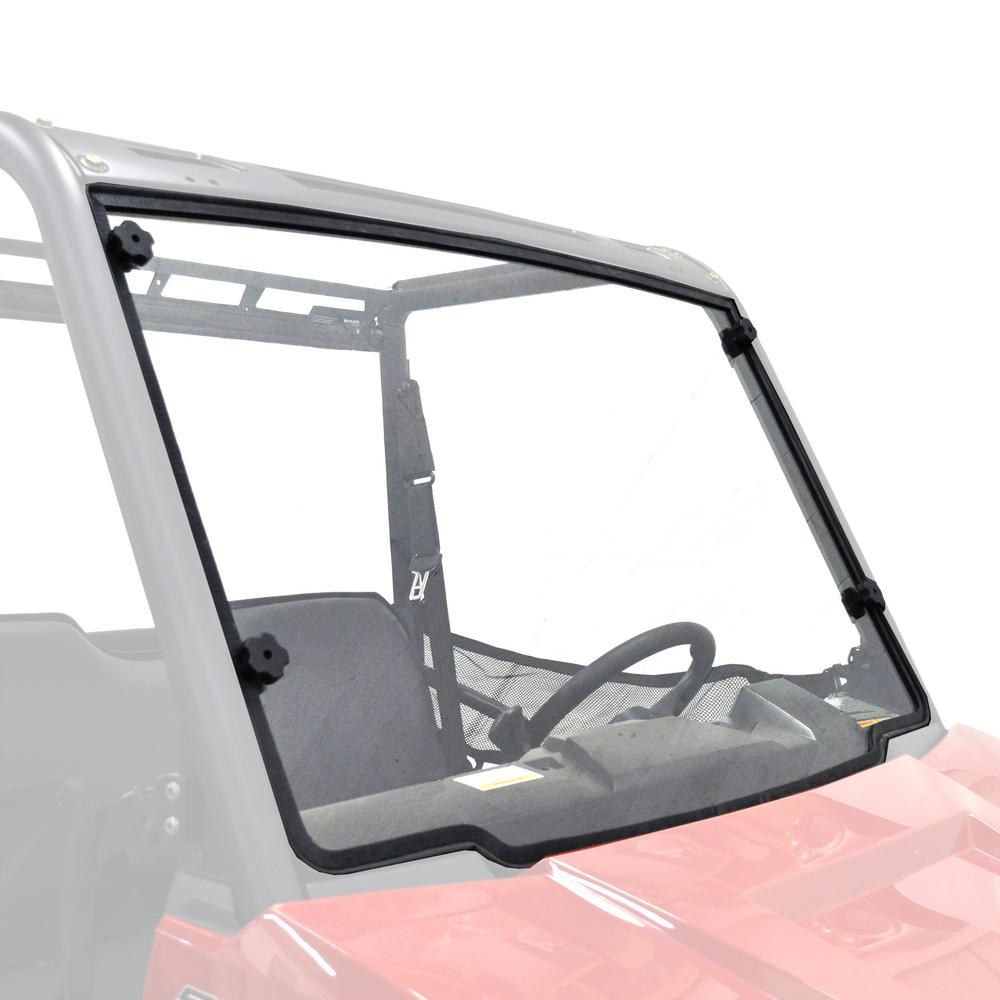 Ranger Mid-Size 2015 Full Windshield (0.236HC) / Steel Hook Clamps