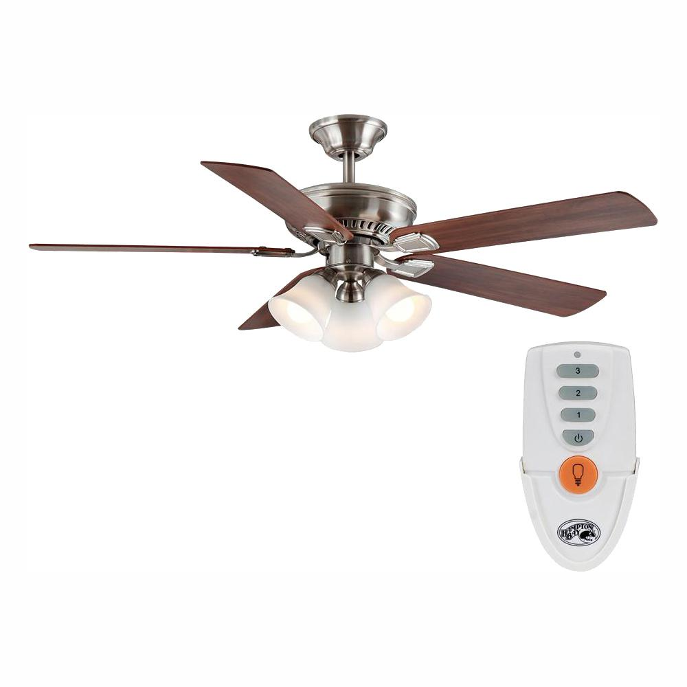 Hampton Bay Ceiling Fan Remote Wiring Instructions