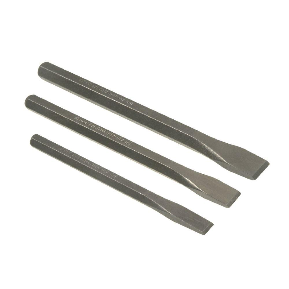 Cold Chisel Set (3-Piece)