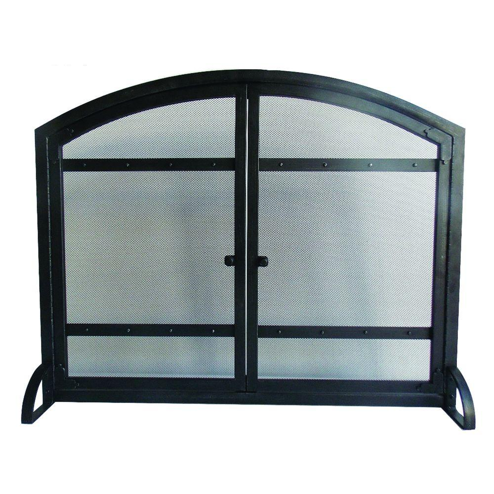 Shop our selection of Fireplace Screens in the Heating