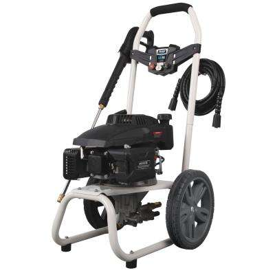 2,600 PSI 2.0 GPM OHV Engine Axial Cam Pump Gas Pressure Washer